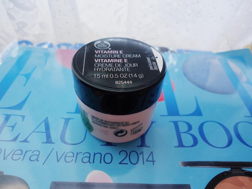 moisture cream the body shop